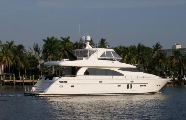 Picture Of:  73' Horizon Motor Yacht 2006Yacht For Sale | 72