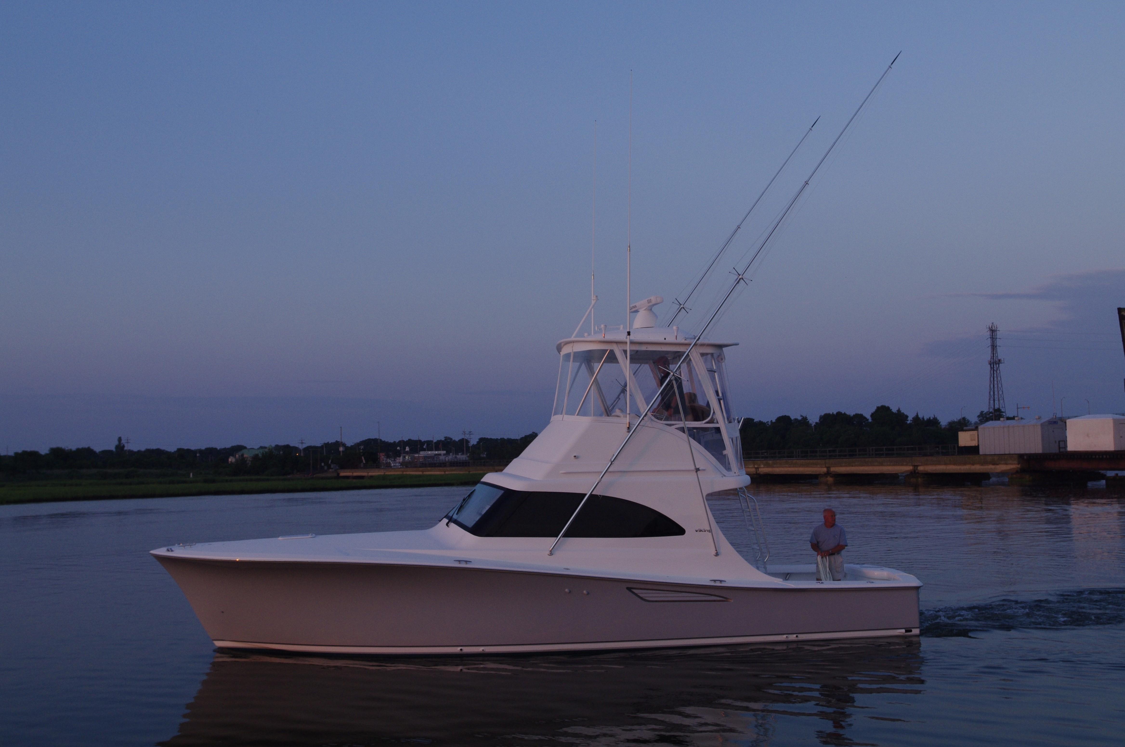 Viking37 Billfish