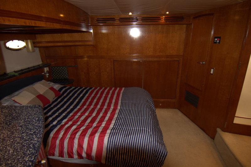 Master Stateroom, Starboard