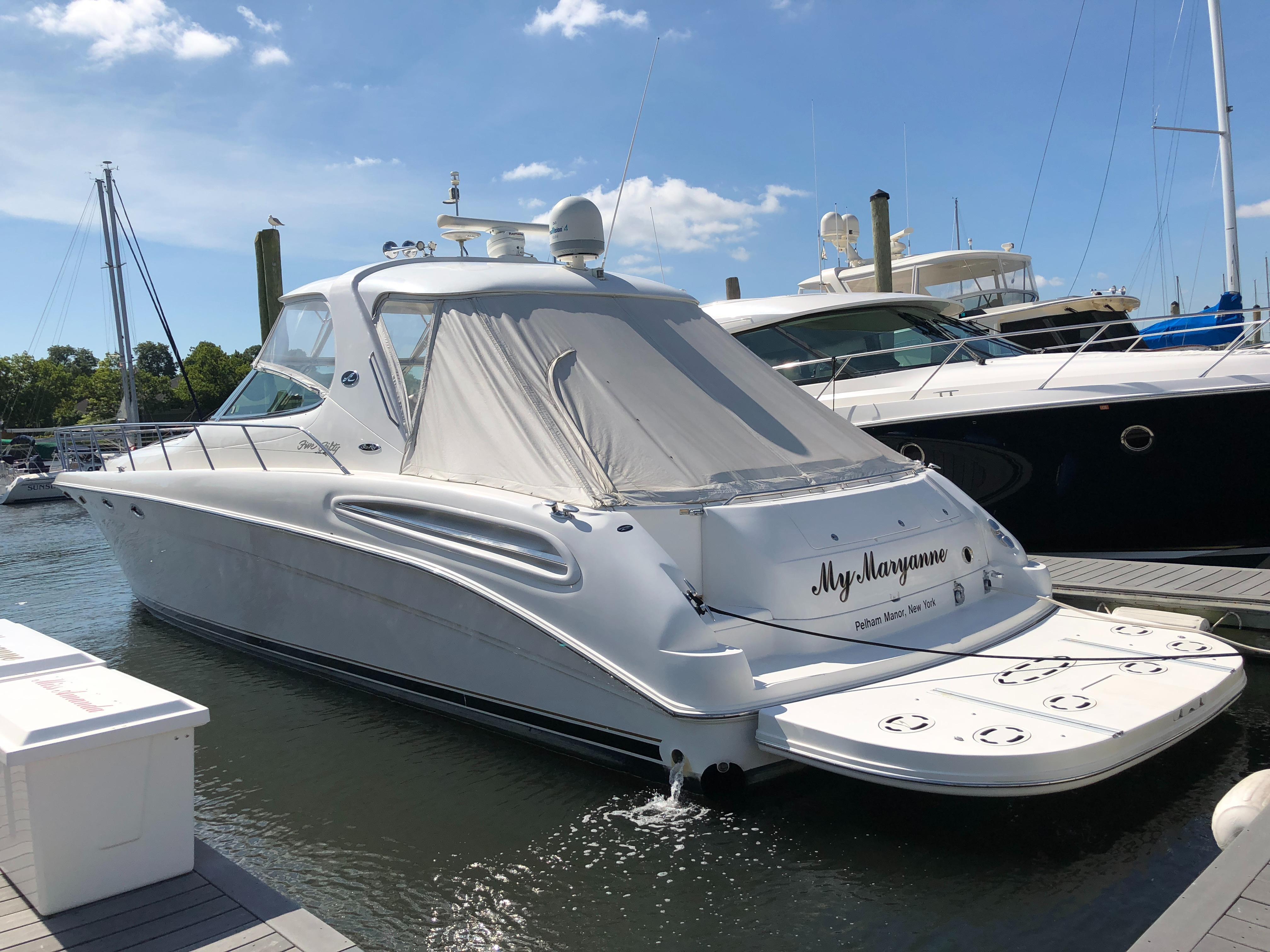 55 ft Sea Ray 550 Sundancer