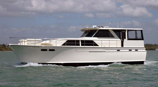 Chris-Craft Remanufactured 47 Commander Motor Yachts