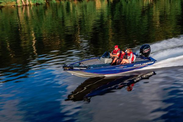 2014 Tracker Boats boat for sale, model of the boat is Pro Team 175 TF & Image # 2 of 40
