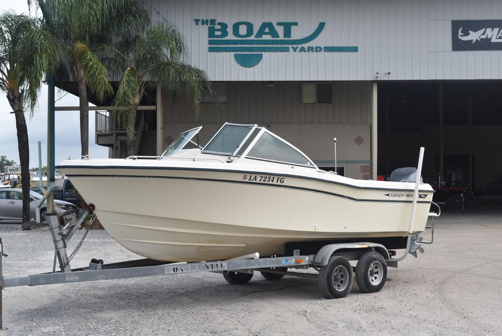1993 Grady-White boat for sale, model of the boat is 22 & Image # 1 of 10