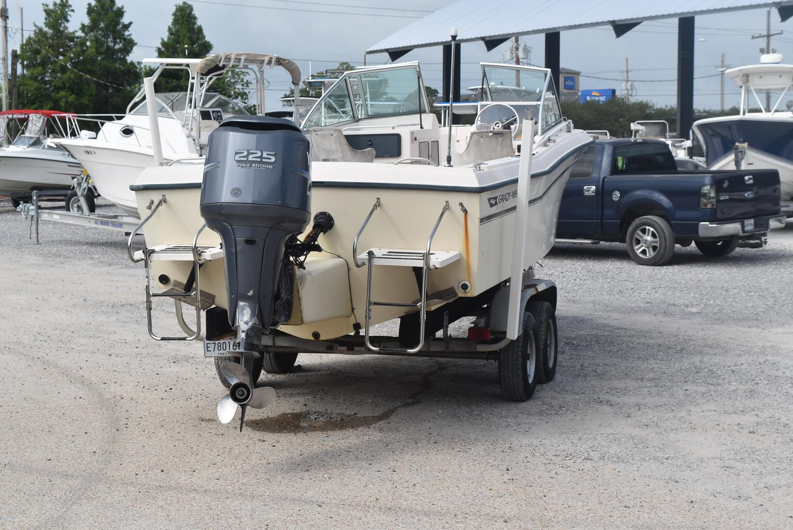 1993 Grady-White boat for sale, model of the boat is 22 & Image # 7 of 10