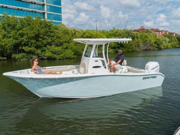 2020 Sea Pro boat for sale, model of the boat is 239 CC DLX & Image # 1 of 10