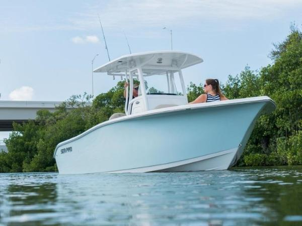 2020 Sea Pro boat for sale, model of the boat is 239 CC DLX & Image # 2 of 10