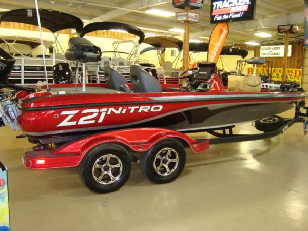 2020 Nitro boat for sale, model of the boat is Z21 & Image # 1 of 23
