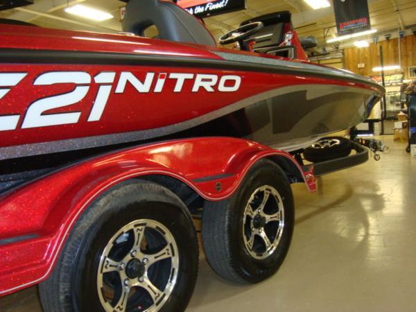 2020 Nitro boat for sale, model of the boat is Z21 & Image # 22 of 23