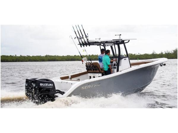 2020 Sea Pro boat for sale, model of the boat is 259 & Image # 1 of 6