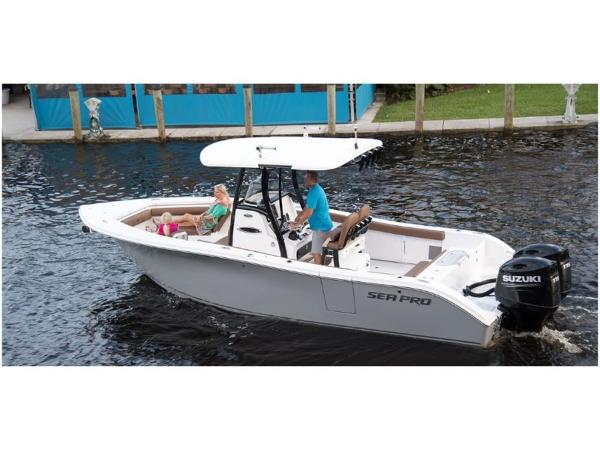 2020 Sea Pro boat for sale, model of the boat is 259 & Image # 5 of 6