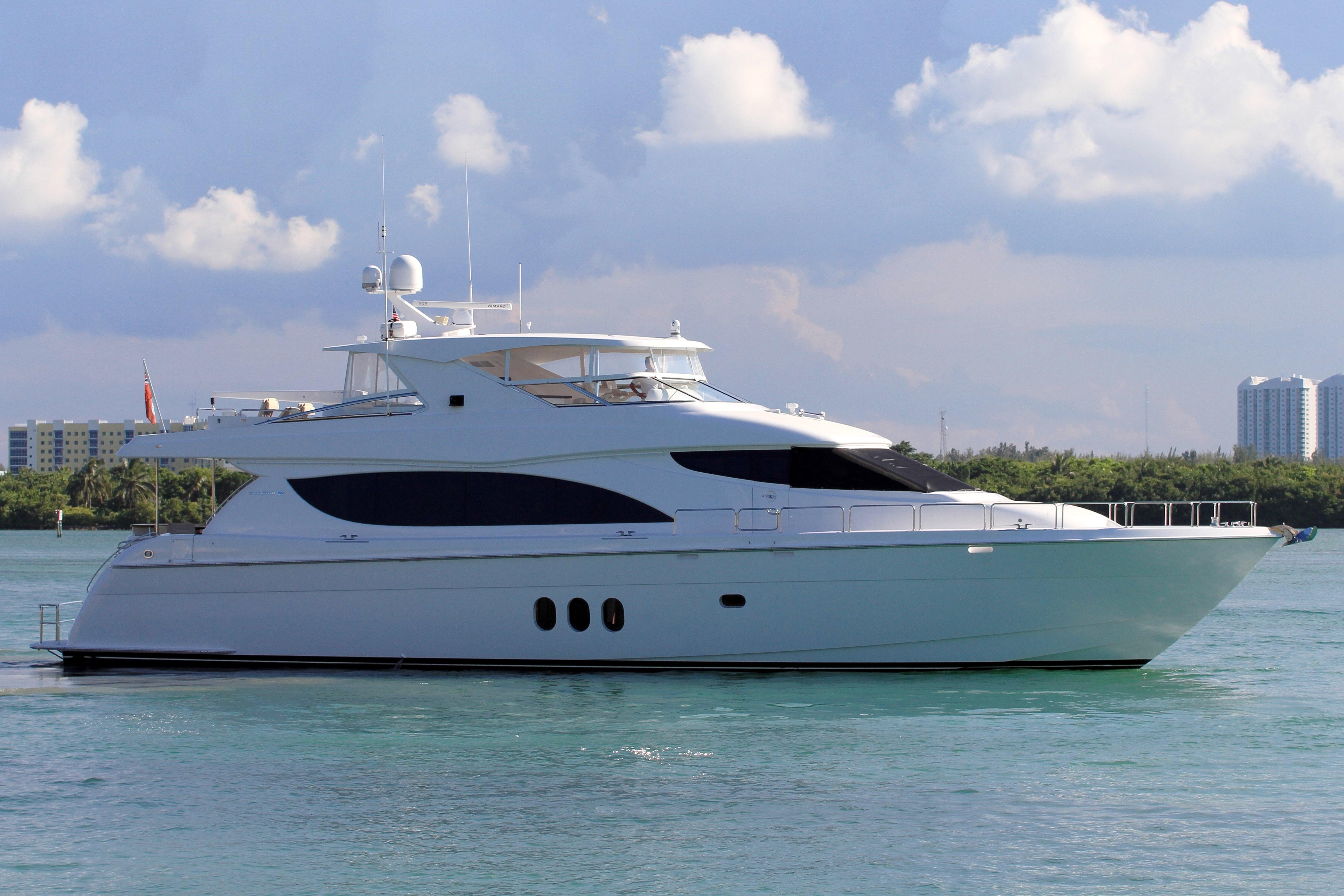 80 hatteras 2013 elmiran for sale in bal harbour miami for Used motor yachts for sale in florida