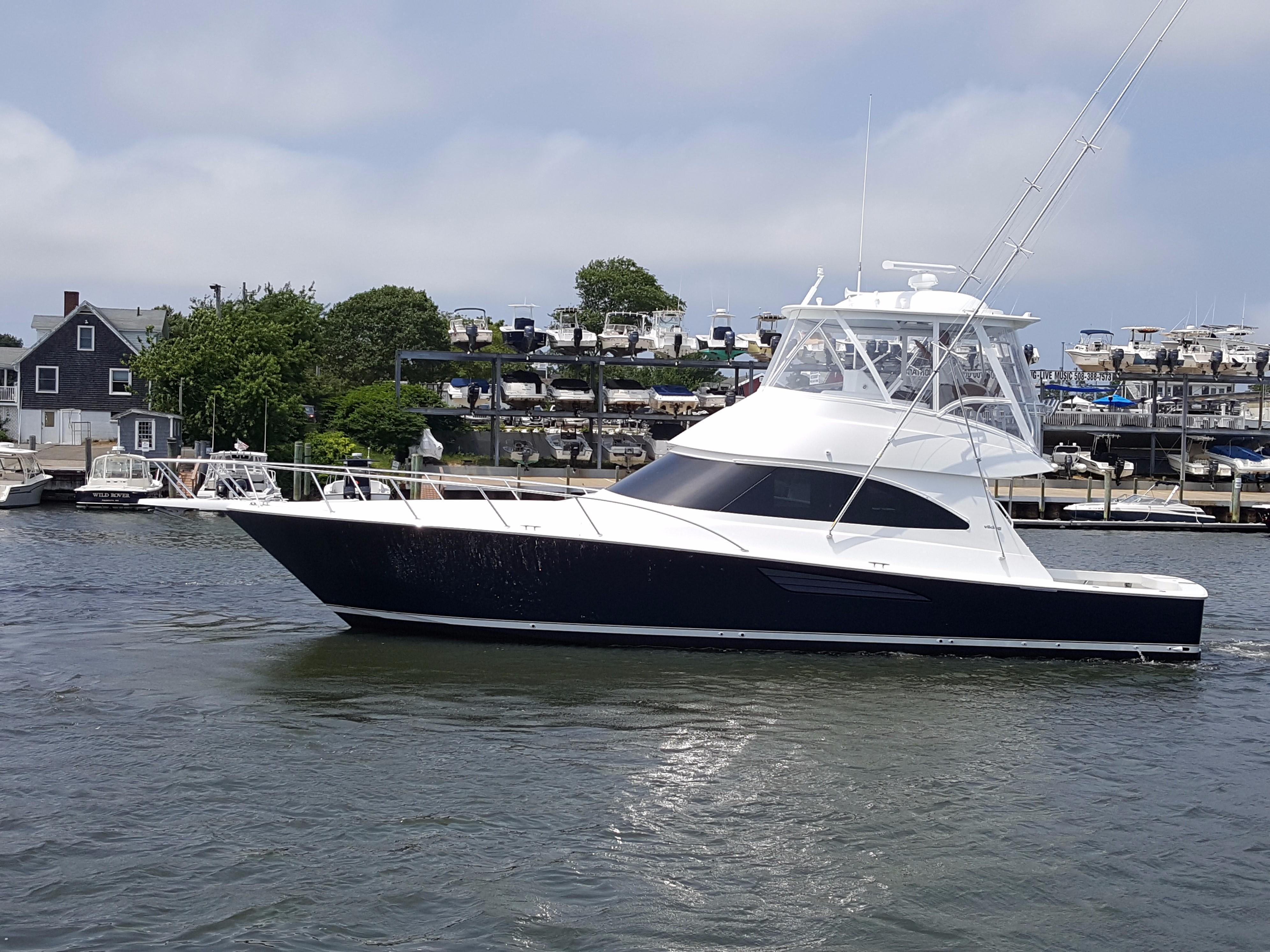 Viking48 Convertible