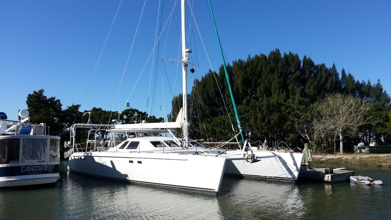 55' Lagoon 1991 55