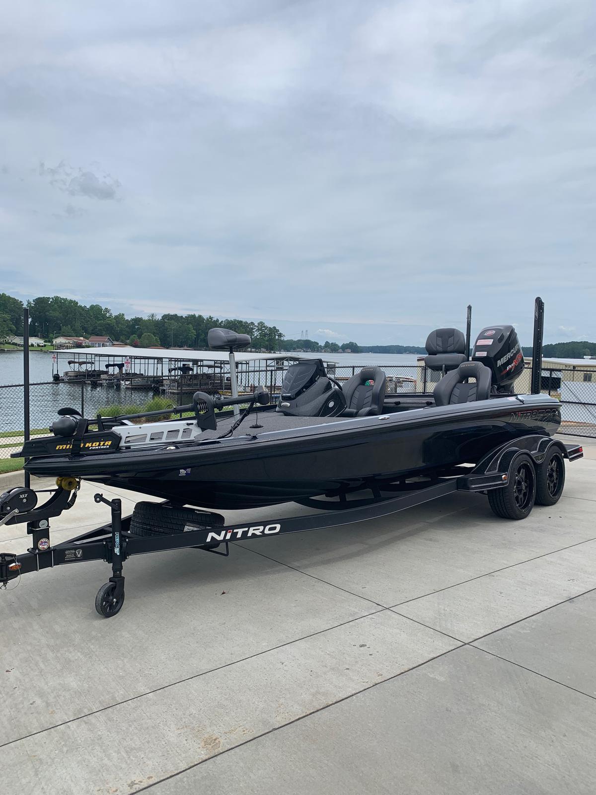 2018 Nitro boat for sale, model of the boat is Z20 & Image # 1 of 32