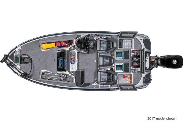 2018 Nitro boat for sale, model of the boat is Z20 & Image # 13 of 32