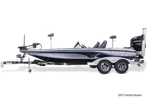 2018 Nitro boat for sale, model of the boat is Z20 & Image # 14 of 32