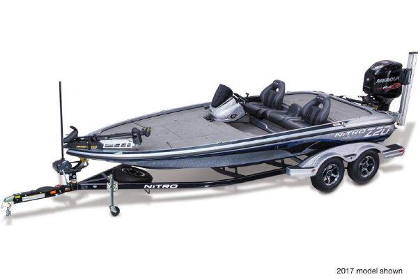 2018 Nitro boat for sale, model of the boat is Z20 & Image # 15 of 32