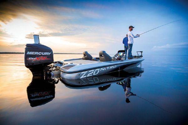 2018 Nitro boat for sale, model of the boat is Z20 & Image # 16 of 32
