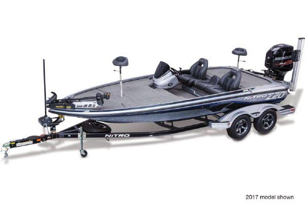 2018 Nitro boat for sale, model of the boat is Z20 & Image # 23 of 32