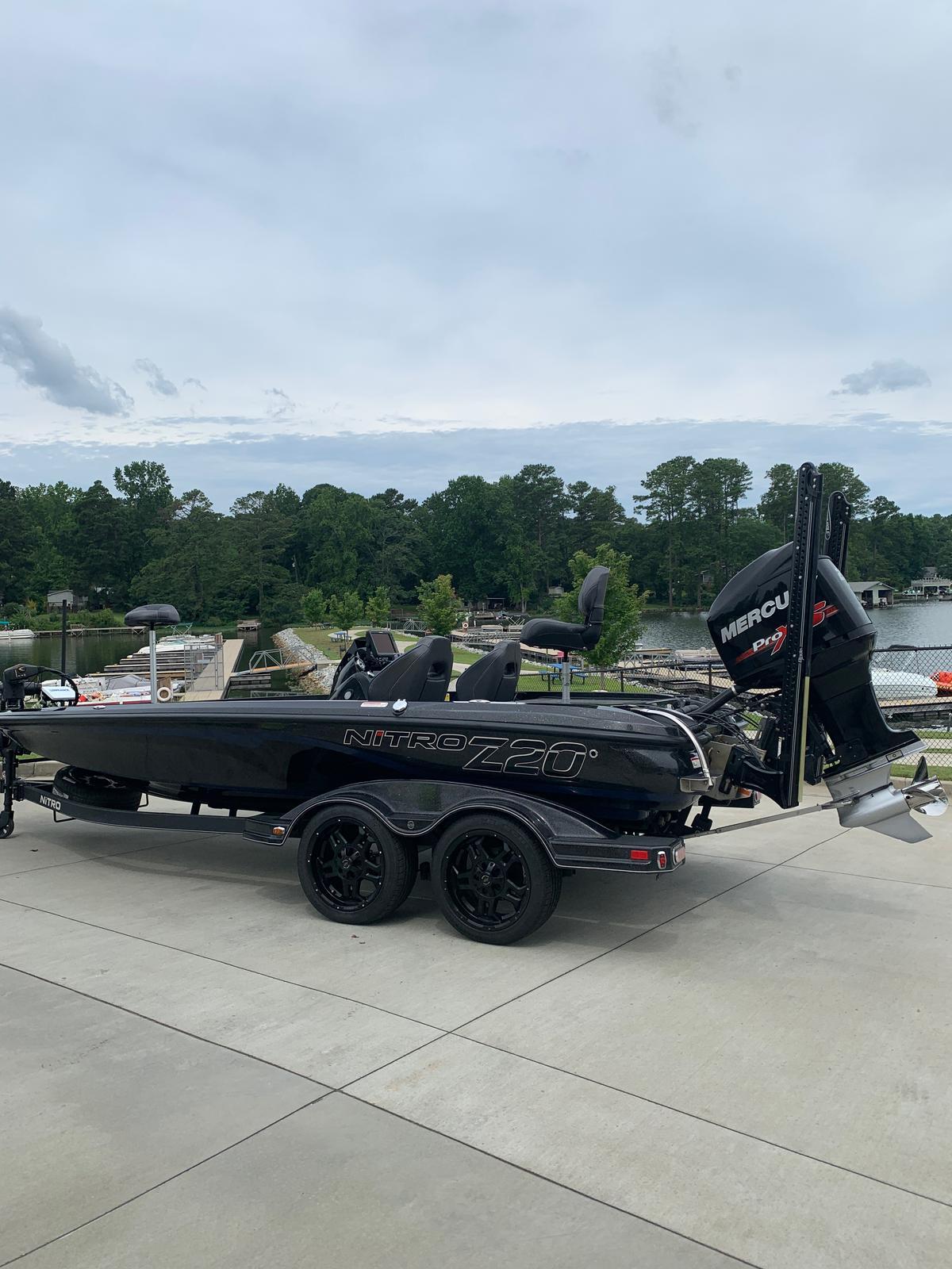 2018 Nitro boat for sale, model of the boat is Z20 & Image # 28 of 32