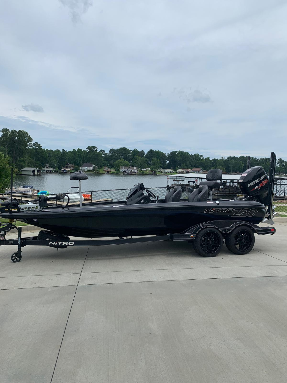 2018 Nitro boat for sale, model of the boat is Z20 & Image # 32 of 32