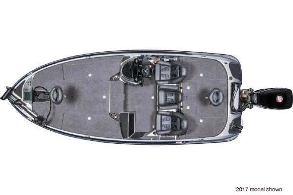 2018 Nitro boat for sale, model of the boat is Z20 & Image # 4 of 32
