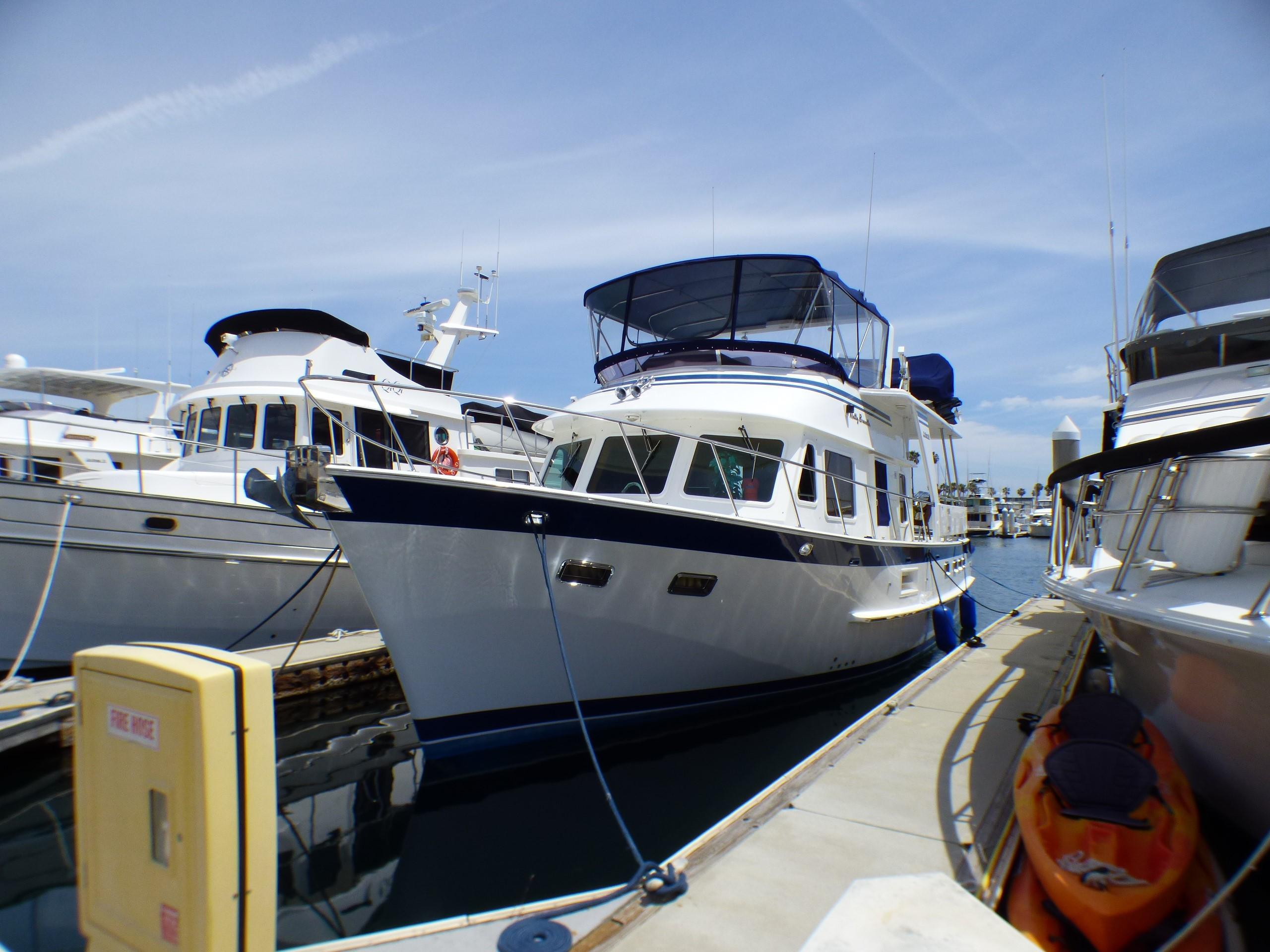 50' DeFever Cockpit Motor Yacht 2007   Seacoast Yachts