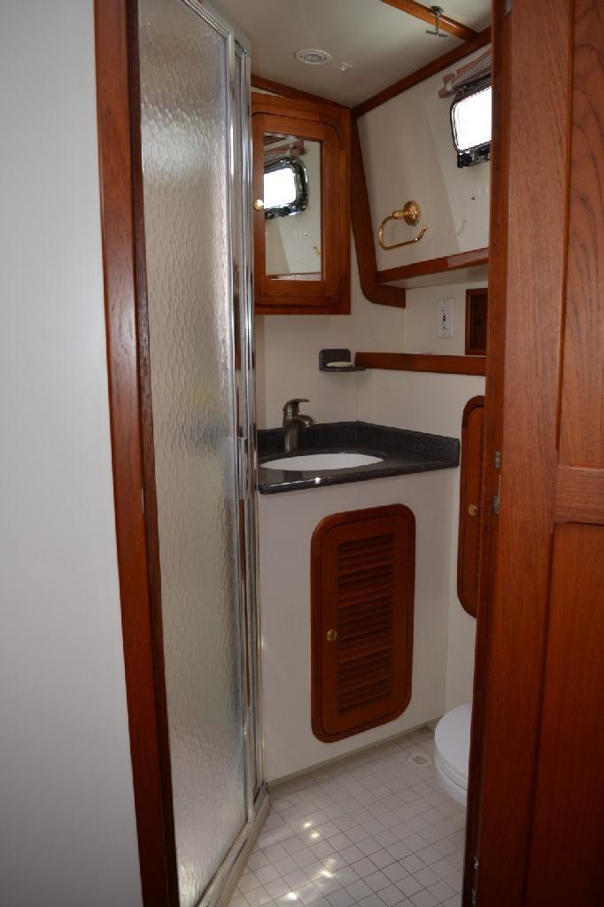 Cherubini Independence - Master Head Compartment
