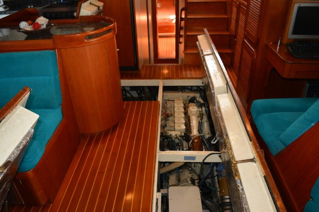 Cherubini Independence - Salon Engine Access Panels