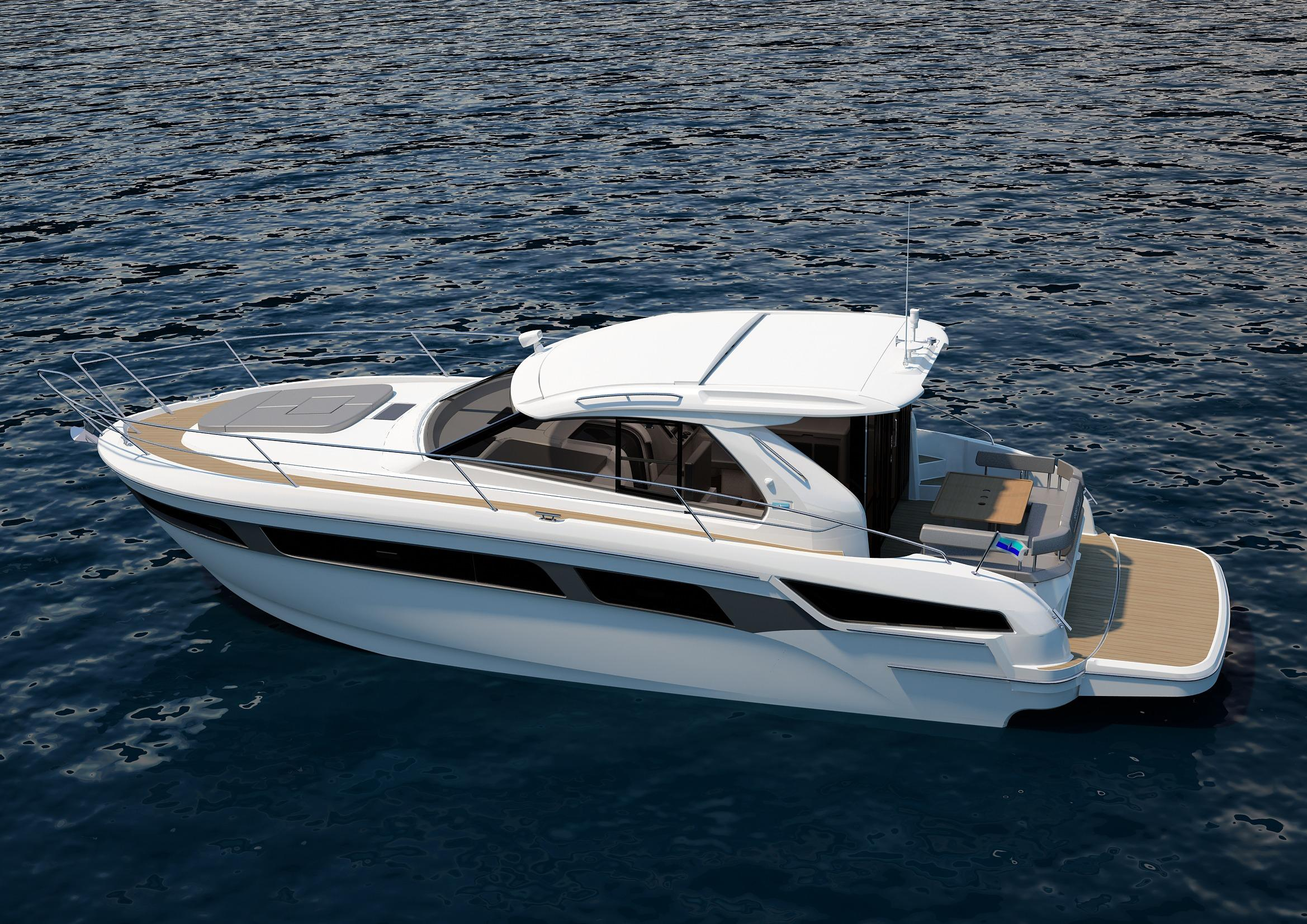 Manufacturer Provided Image: Bavaria Sport 400 Coupe