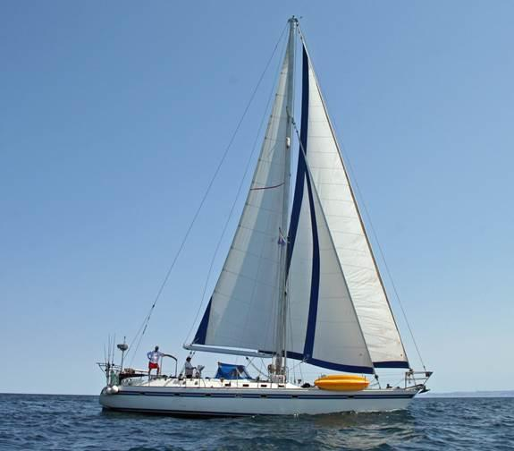 Picture Of:  55' Tayana Cutter Rig Center Cockpit 1986Yacht For Sale | 27