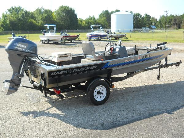 1991 Tracker Boats boat for sale, model of the boat is Pro 16 & Image # 1 of 5