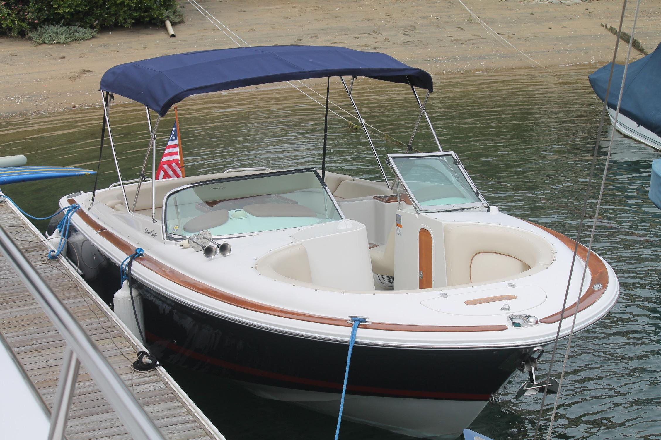 2006 Chris Craft1 Launch