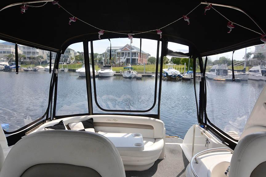 Sea Ray 340 Sundancer - Photo: #13