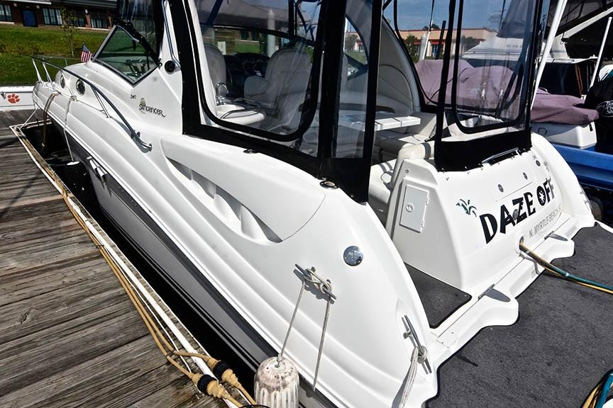 Sea Ray 340 Sundancer - Photo: #5
