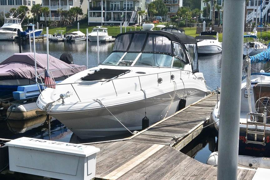 Sea Ray 340 Sundancer - Photo: #1
