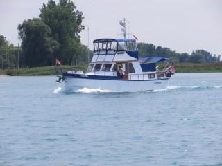 37' Vinette 1978 Long Range Steel Trawler