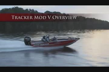 Tracker Pro Team 190 TXvideo