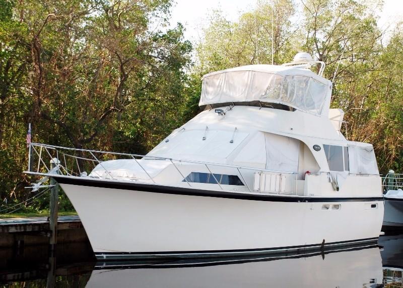 48 Ocean Yachts Motoryacht