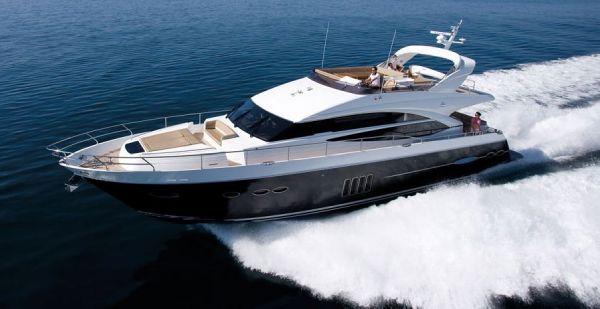 Manufacturer Provided Image: Princess 72 Motor Yacht