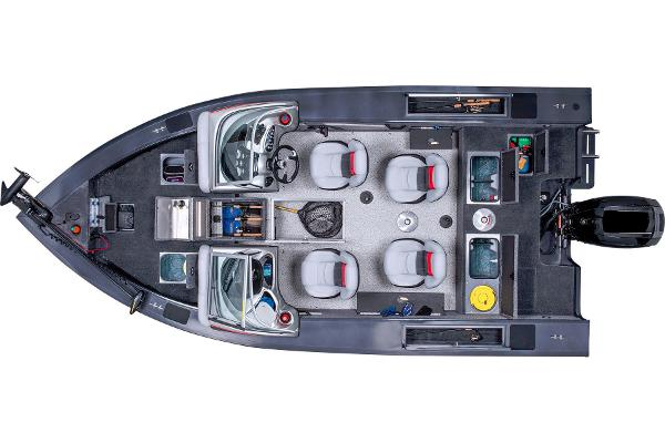 2014 Tracker Boats boat for sale, model of the boat is Targa V-18 WT & Image # 3 of 47