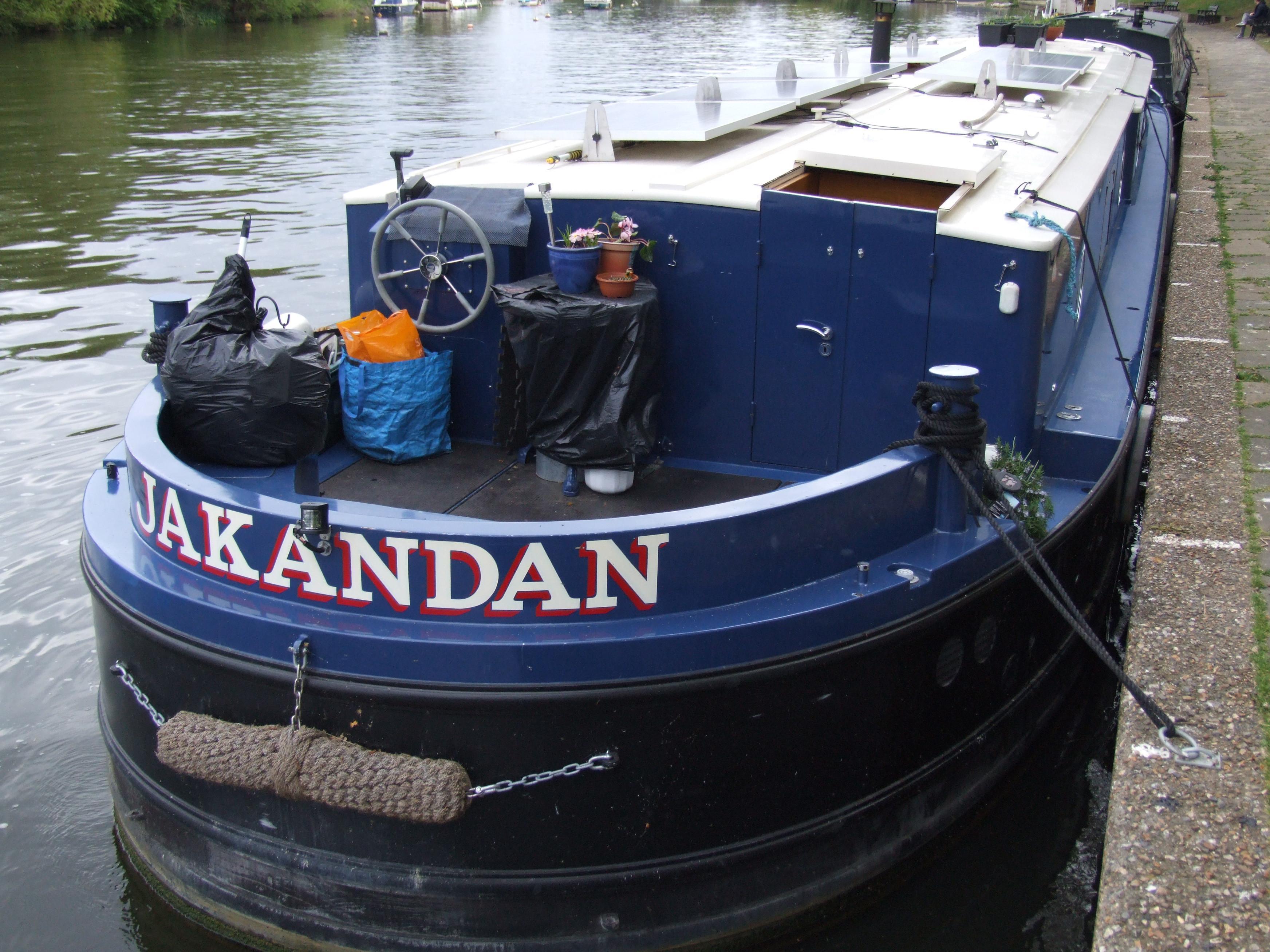 Fernwood Boats 62 x 12.6 Wide Beam Barge