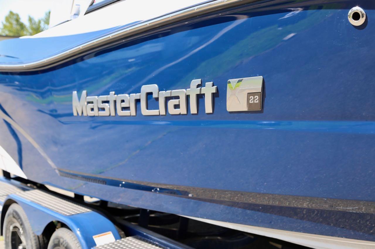 2020 Mastercraft XT22