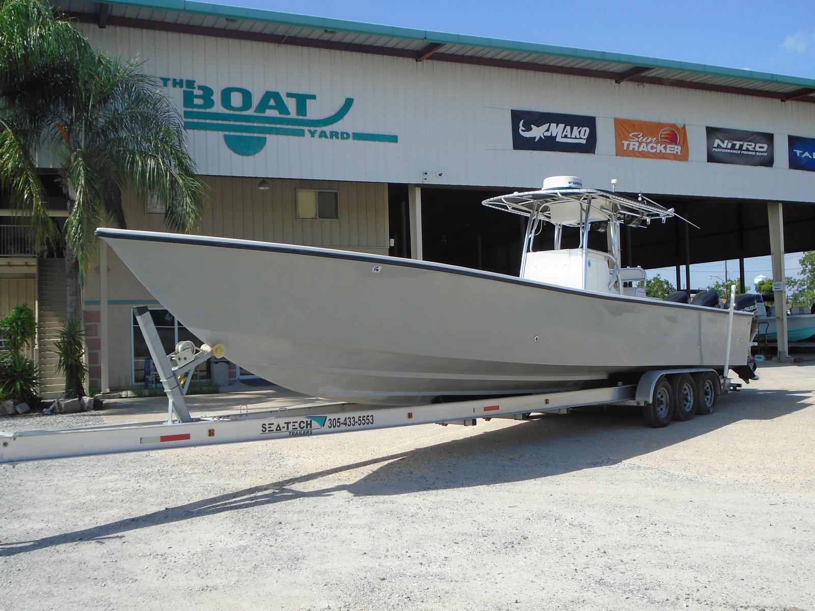 2007 Sabalo boat for sale, model of the boat is 41 Custom CC & Image # 1 of 50
