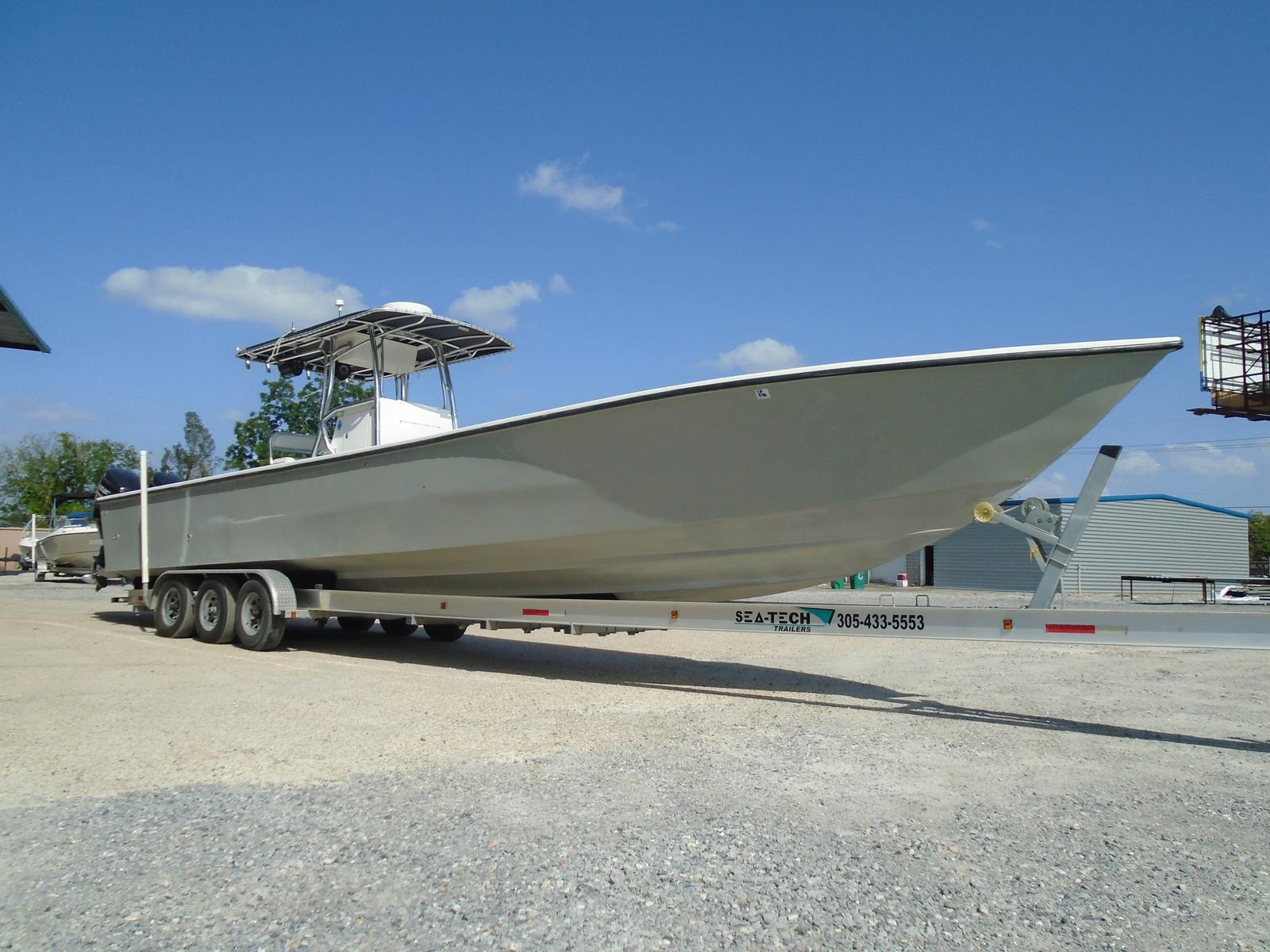 2007 Sabalo boat for sale, model of the boat is 41 Custom CC & Image # 2 of 50