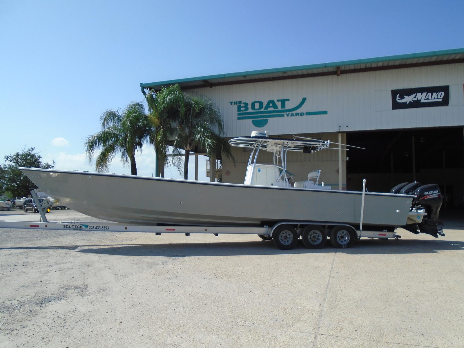 2007 Sabalo boat for sale, model of the boat is 41 Custom CC & Image # 29 of 50