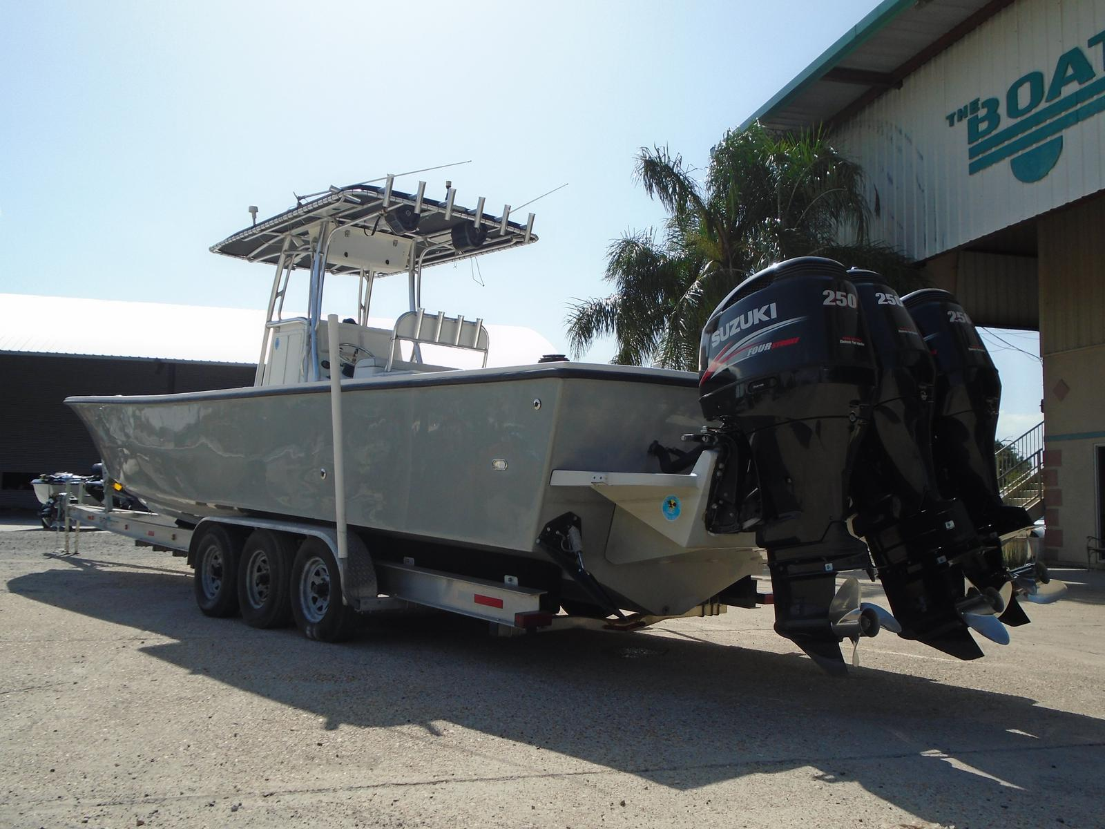 2007 Sabalo boat for sale, model of the boat is 41 Custom CC & Image # 9 of 50