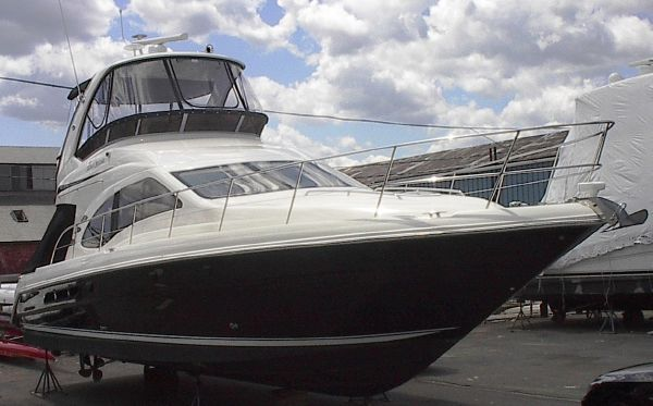 "Sea Ray 44 Sedan Bridge ""Certified Pre-Owned"" Motor Yachts"