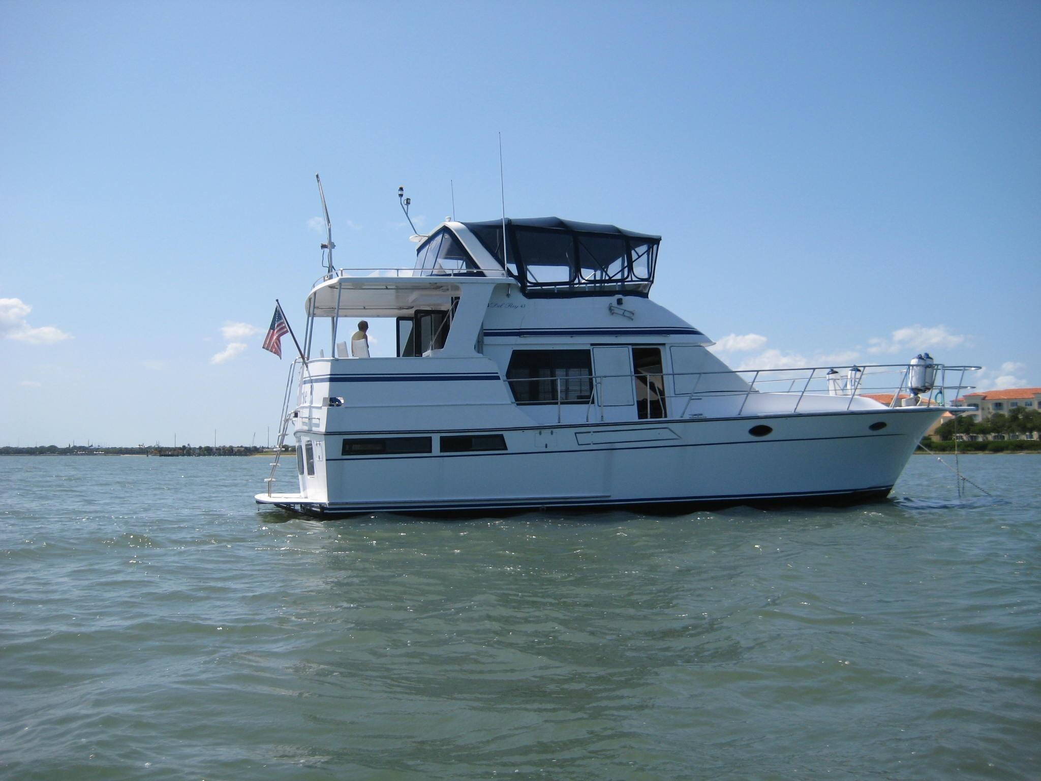 TransWorld Sundeck Trawler