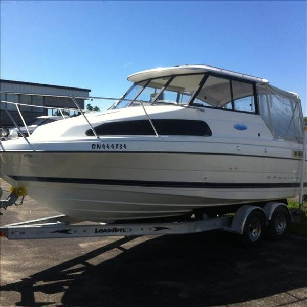 2004 BAYLINER 222 CLASSIC for sale